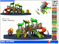 Giocare a System for Kids Outdoor Playground