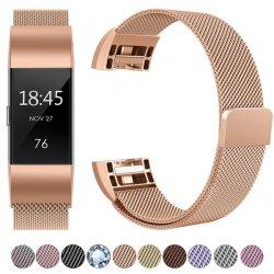 Fitbit 시계를 위한 Iwatch를 위한 주문품 스테인리스 시계 부속품 회중시계 딱지 시계 결박