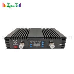China Mobile/Unicom/amplificatore lineare 850 del segnale uso 3G 4G delle Telecomunicazioni amplificatore del circuito di collegamento da 1800 megahertz con guadagno 40dB di AGC&Mgc & il ripetitore di 2watt 33dBm