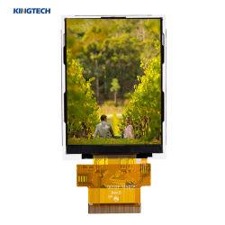 3선 SPI + RGB 50핀 2.8인치 240x320 TFT LCD 디스플레이