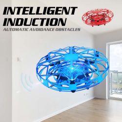 Mini UFO Intelligent Lado Motion gesto do Sensor indutivo Drone voar para os brinquedos para crianças