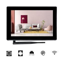 Quiosque de painel táctil de 10,1 polegadas em um só PC Tablet monitor LCD