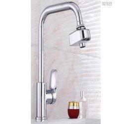 Xiduoli Venta caliente Sensor Eco automático de Agua del Grifo lavabo de rosca de PVC para la cocina Smart Sensor de infrarrojos de plástico de cocina de agua fría del grifo lavabo grifo