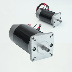 مواصفات مخصصة ذات جودة جيدة بجهد 12 فولت وقدرة 36 فولت وبقدرة 48 فولت وقدرة 57 فولت بدون فرشاة محرك التيار المستمر
