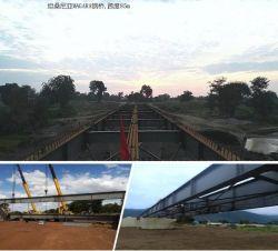 Ponticello resistente della struttura d'acciaio della H-Sezione per la ferrovia o la strada principale