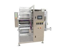 Het Vullen van het Desinfecterende middel van de Hand van de hoge snelheid de Verzegelende Machine van de Verpakking