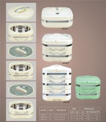 2L 정연한 모양 당을%s 열 뷔페 음식 콘테이너 온열 장치 또는 픽크닉 또는 체더링
