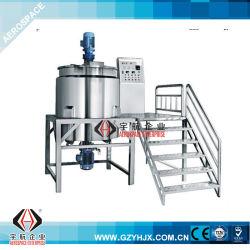 De kosmetische Vloeibare Machines van de Mixer van de Apparatuur van het Vruchtesap Farmaceutische