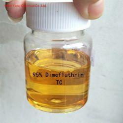 95% Tc Dimefluthrin Hersteller, Moskito-Ring-Rohstoff-Chemikalie des Großverkauf-95% Tc: Dimefluthrin