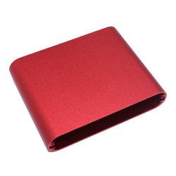 HDD de perfis extrudados de alumínio com anodização e de PCB de silk-screen