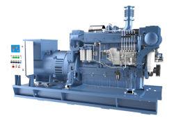 مولد محرك الديزل البحري Generadores Marine Emergency Weichi Power، بقدرة 30 كيلو واط/38 كيلو فولت أمبير مع سباق الماراثون CCS