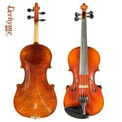 中国製のプロのアンティークバイオリン伝統的なヴィオリン
