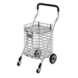 Draagbare opklapbare stoel opvouwbare handkar Shopping trolleys