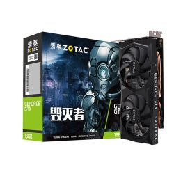 Новые Zotac Nvidia Geforce Gtx 1660 Super серии Xs 6 ГБ видеопамяти GDDR6 Oc игры Графический адаптер с 192-бит в наличии на складе