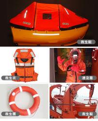 라이프보트 해양 안전 생명선 태양 반사형 테이프