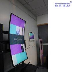Het C Gebogen LCD Scherm met Kromming R1500 voor de Machine van het Spel van de Arcade, Gokautomaat, het Gokken Machine