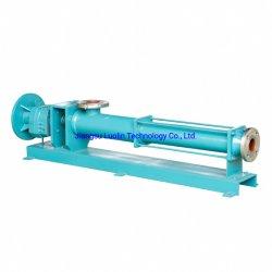 تستخدم مضخة G اللولبية في صناعة المعادن الغذائية وصناعة الورق والطباعة والصفاخ وصناعة المواد الكيميائية والأسمدة الكيميائية والصناعات الدوائية وغيرها من القطاعات الصناعية