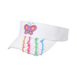 La mujer de la playa de verano de algodón de paja de ala grande de cinta superior visera tapa sombrero plegable de viajes