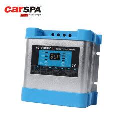 제조자 12V10A 20A 30A 40A 50A 여가 캐라반 Motorhome를 위한 LED BTS 기능을%s 가진 자동적인 지적인 배터리 충전기