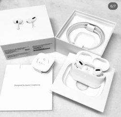 Auriculares de ar de fábrica PRO 1: 1 5.0 de alta qualidade em mãos livres sem fios Ear Tws Airpods Earpod PRO para fone de ouvido
