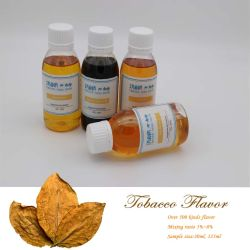 Het hoge Concentraat van het Sap van het Aroma van de Tabak voor de In het groot Vloeistof van het Aroma E