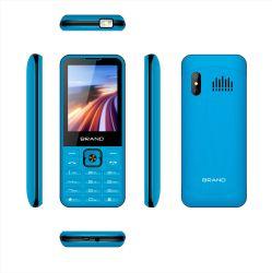 Barato 2.8Inch GSM atractivos dispõem de telefone celular de cartão duplo SIM China
