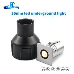 3 Вт мини-открытый Inground освещение светильники акцентного освещения LED лестницы лампы