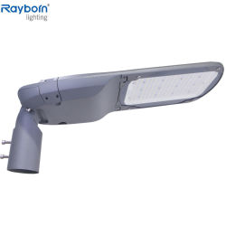 屋外の正方形ハイウェイLED軽いランプのための屋外の光電池センサー50W 60With80With100With120With150With200With250With300W領域の駐車場の靴箱LEDの街灯