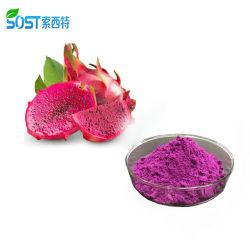 SOST naturale all'ingrosso congelare frutta secca di drago rosso in polvere