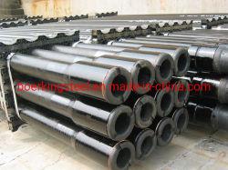 1.00mm de grosor 5E55 de la API J/K55 Tubo de acero de perforación de petróleo para el aceite de perforación minera Herramienta bien