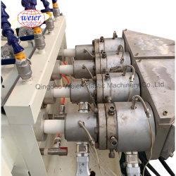 Tubo de rosca de PVC da linha de produção