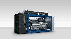 OEM /Slient insonorisées avec MTU Diesel générateurs de moteur