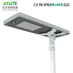 Imperméable à l'extérieur de haute qualité de la rue de lumière LED solaire