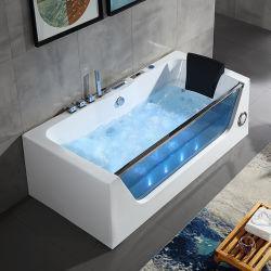 Il mulinello classico di Hydromassage della vasca calda del bagno di bolla di Woma ha scaturito vasca da bagno della Jacuzzi della STAZIONE TERMALE (Q408)