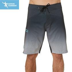 Recicla moda tramo de 4 vías Boardshorts Playa pantalones cortos personalizados