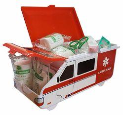 OEM van de fabrikant Uitrusting van de Eerste hulp van het Trauma van de Noodsituatie van de Overleving van het Huis de Medische