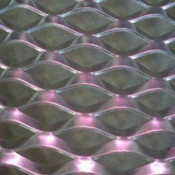 ألومنيوم مدّد [كرتين ولّ] معدن شبكة يفلطح أو يرفع