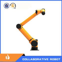 Robot di collaborazione di Cobot di industria per caricamento, Assemblying, rivestimento e pittura, raccolto e disporre