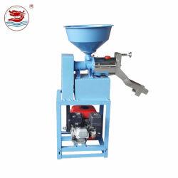 Wanma1003 Móvil agrícola Precio Mini molino de arroz de la máquina de la planta