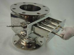 De vloeibare Separators van de Filters van het Poeder van het Water van de Lucht Magnetische