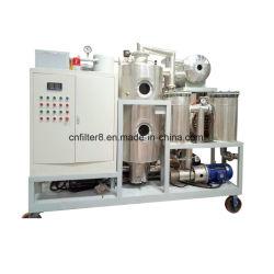 기름 정화 Decoloration 플랜트 기계 낭비 엔진 기름 여과 장비 연료유 Decolor 까만 정화기