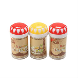 Superventas de alta calidad impresa personalizada botella palillo