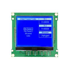 Module de carrés De plein air 12-/20broche série LCD écran parallèle 8 bits UC1617 128X128 Affichage LCD COG DOT Matrix