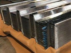 ASTM A653 MMS Hoja de acero corrugado galvanizado/ Aluzinc hojas de techo
