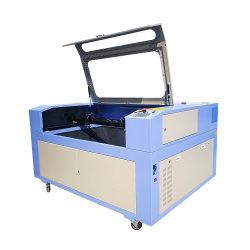 Tête simple 100W laser au CO2 Tapis de coupe de bois Gravure Machine d'Art 1390