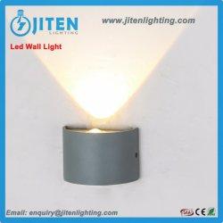 Vendedor caliente al aire libre diseño decorativo moderno de pared LED Lámpara de luz