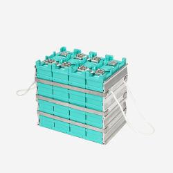 Solaire/système d'énergie éolienne, E-moto, E-voiture, E-Bus, des télécommunications une alimentation de secours au lithium-ion LiFePO4 40ah Pack des cellules de batterie