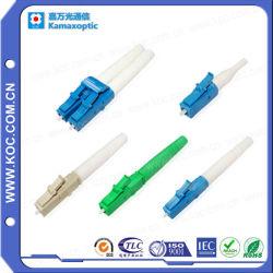 FTTHの接続のためのコネクターの光ファイバケーブル