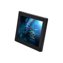 12,1'' промышленных TFT светодиодный монитор с сенсорным экраном