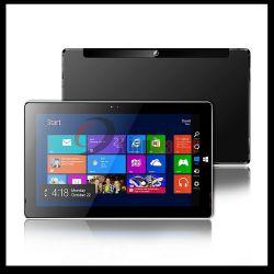 """11,6""""Polegadas 1920x1080p IPS Ecrã táctil 2 em 1 Ultrabook Cherrytrail Intel Z8350 4GB/64GB Windows10 Tablet PC com teclado destacável e toque em caneta (T1106S)"""